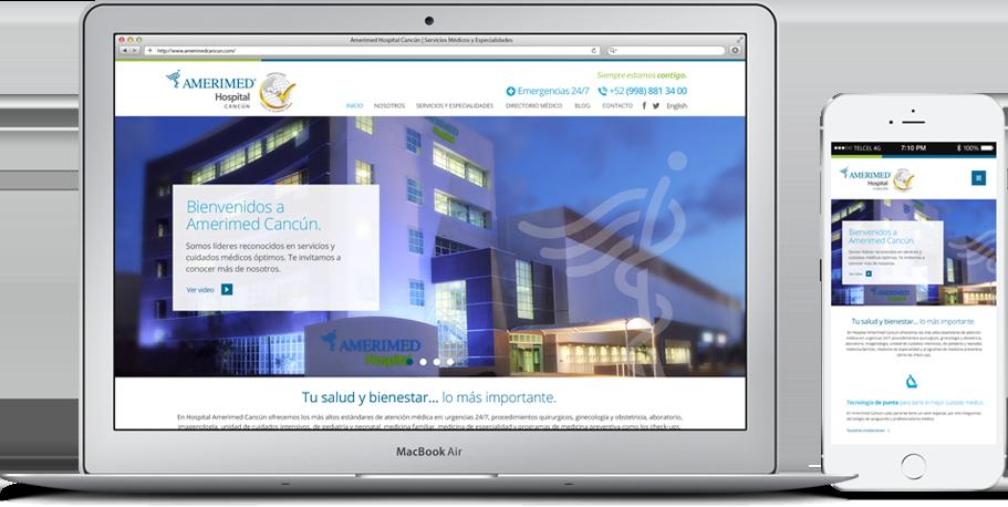 Creaci n y dise o de p ginas web responsivas creativas y for Paginas web de arquitectura